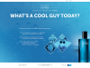 Coty/ Davidoff Cool Water